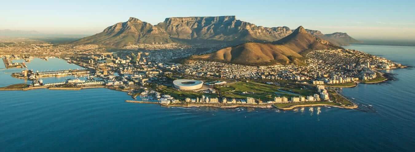 South Africa visa application and requirements
